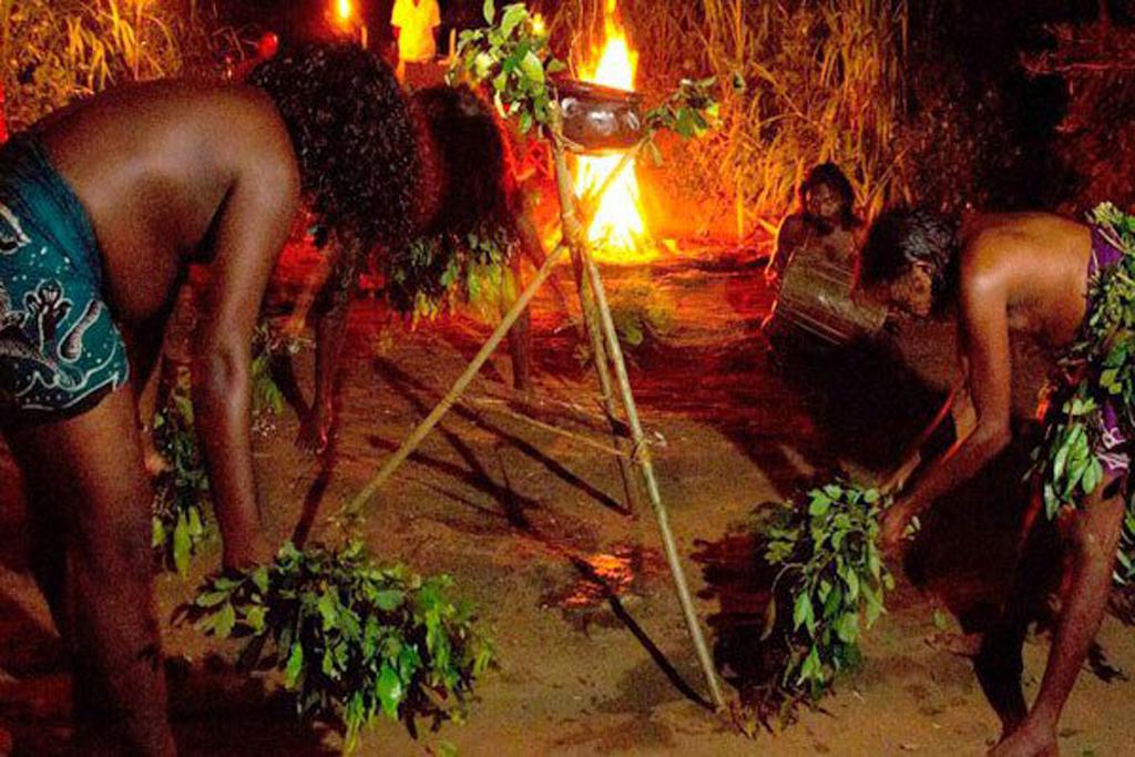 Dambana Indigenous Village tour