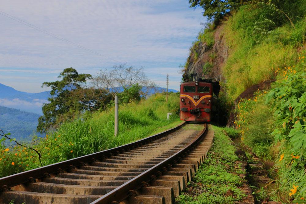 Scenic Kandy Train Tour